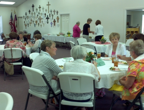 Presbyterian Women Salad Luncheon